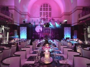private gala dinner