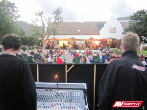 Steenberg Hotel Carols by candlelight