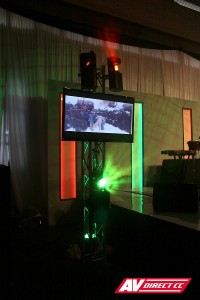 transnet 150th audio visual suppliers - lcd screens and scanners