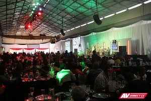 transnet 150th audio visual suppliers - projector screens