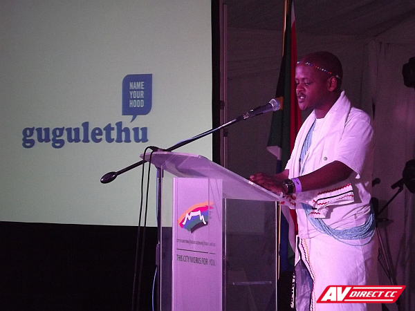 Name your hood gugulethu street naming event september 2012