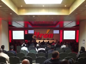 Itron Main Conference Area 1