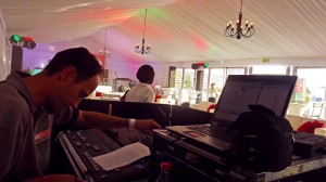 sound equipment hire - gugulethu wine festival