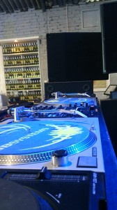 Technics SL1200 Turntables For Hire