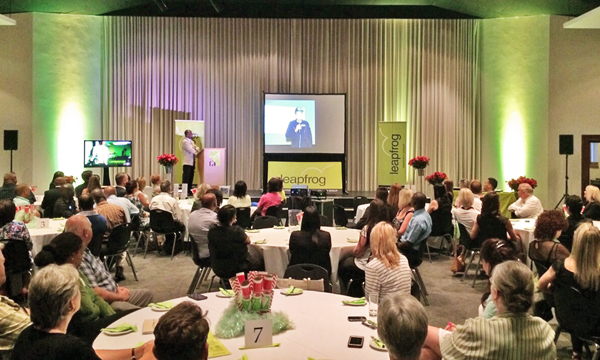 leapfrog 2014 annual celebrations - spier conference centre
