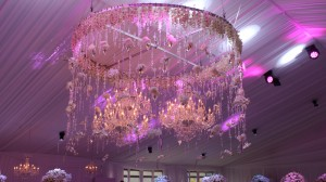 chandelier delaire graff estate - julie killas designs