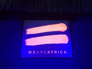 We are africa - custom frame design - av direct
