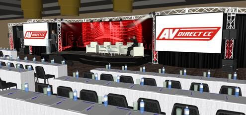 Conference Set Design1