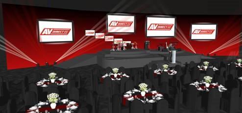 Gala Dinner Set Design1