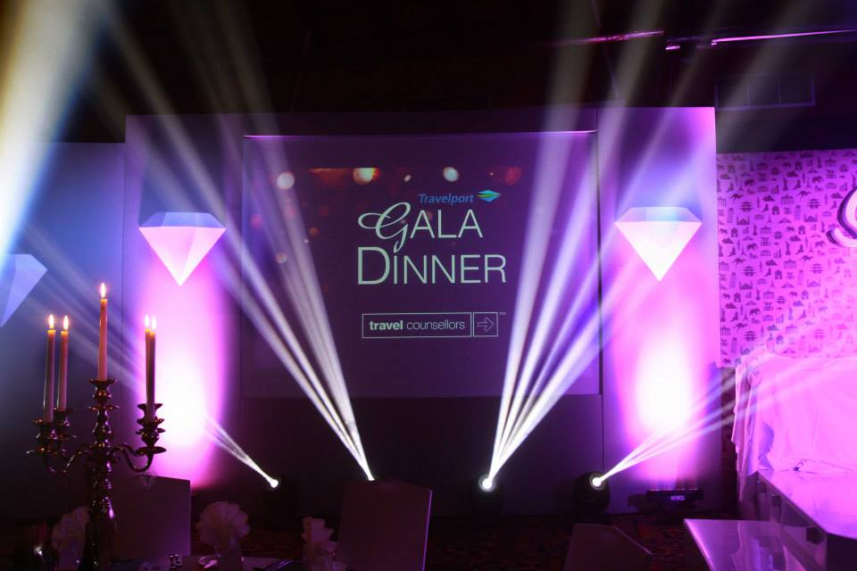 Corporate Gala Dinners And Award Ceremonies