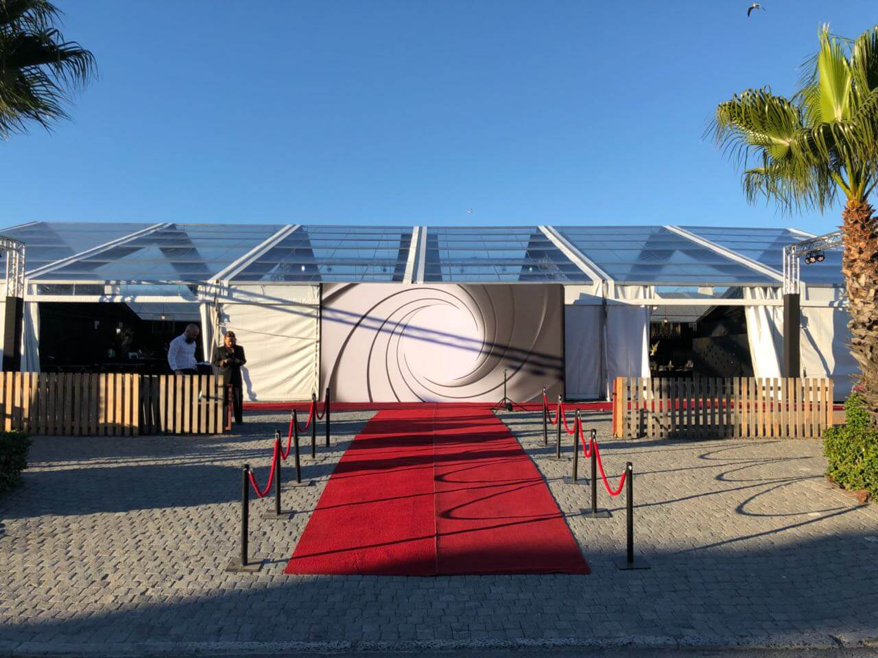 lookout marquee cape town - av direct