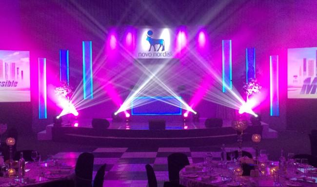 Led lighting   Lighting equipment hire   event & stage