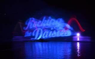 Rocking The Daisies - Waterscreen AV