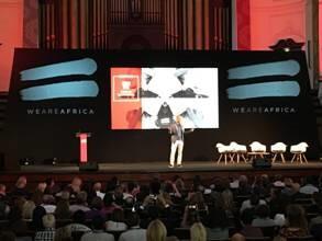 We Are Africa - Brand Set Design