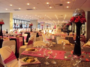 Sound and Lighting for the Pink Ball