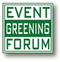 Event Greening Forum - Launched