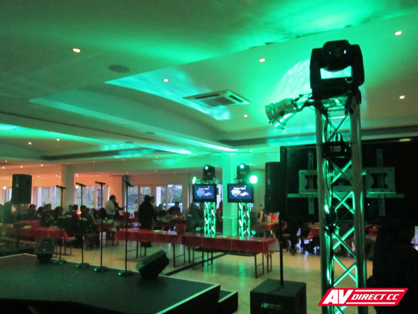 Karaoke Evening: Sound, Lighting & AV Hire