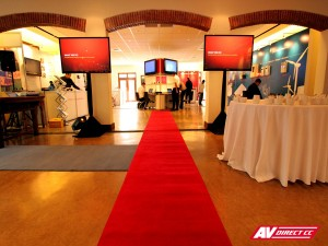 audio visual equipment hire in cape town for conferences