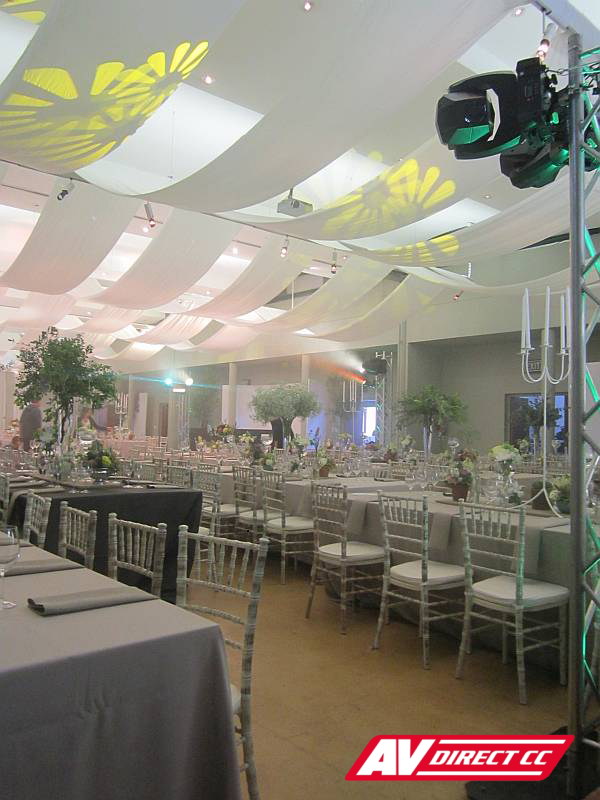wedding suppliers audio visual equipment hire