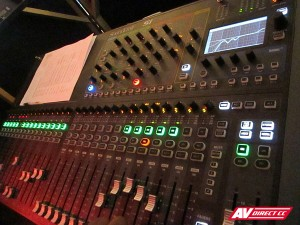 soundcraft si compact digital console by av direct