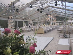 wedding services av south africa