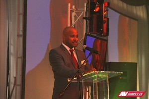 transnet 150th audio visual suppliers - speaker and presenter
