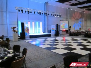 cticc sound lighting staging and audio visual