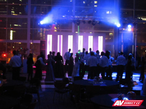 audio visual technical supplier cape town convention centre cticc
