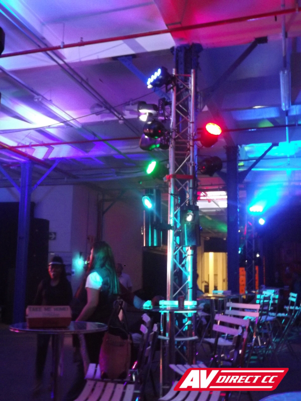 Freshlyground waterfront live show sound and lighting by av direct