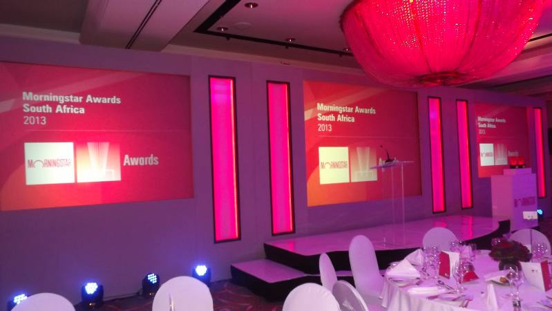 Morningstar Awards Ceremony At Table Bay Hotel
