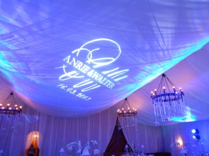 gobo lighting effect for mac250 entour