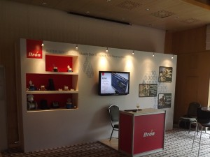 Main expo room - Itron 2013