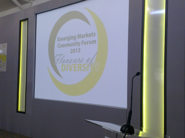 wrigley's emerging markets community forum