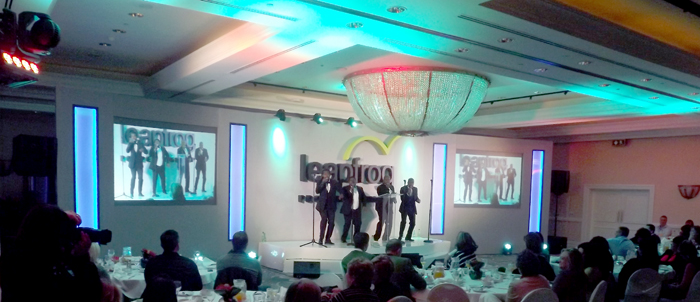 Leapfrog 2013 Ceremony