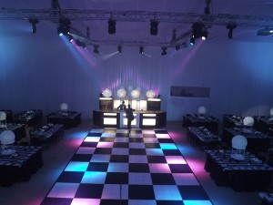 Bishops Graduation Event - Dance Floor