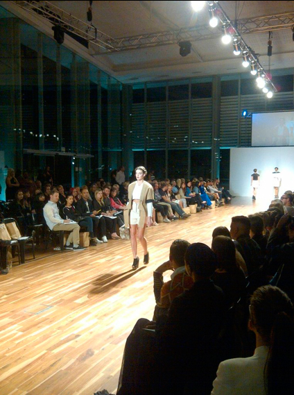 daf fashion show - wembley square