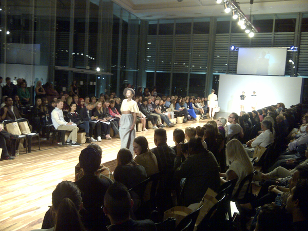 Design Academy of Fashion - Show at Wembley Square