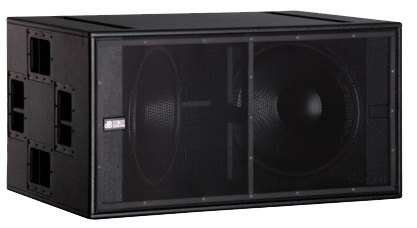 DB Tech Audio Line Array System - s30 sub