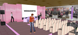 Fashion - Woolworths runway design
