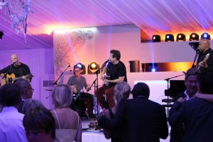 jclegg band at delaire graff estate - av direct