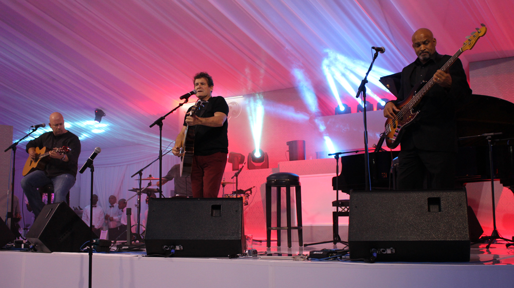 johnny clegg live at delaire graff estate