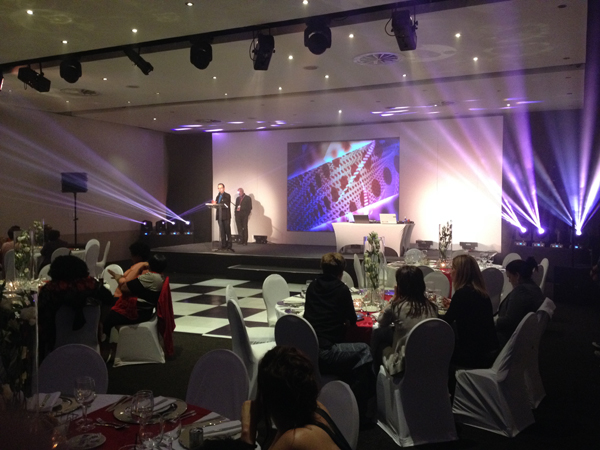 gala dinner and awards at lagoon beach hotel