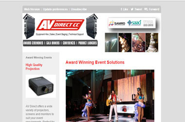 Award-Winning Event Solutions