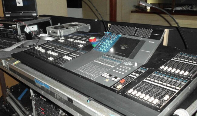 Sound Equipment Hire | Sound Equipment Rental | AV Direct