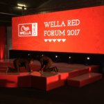 LED video screen display - wella red guateng
