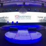 IQBusiness - Wide LED Screen Setup