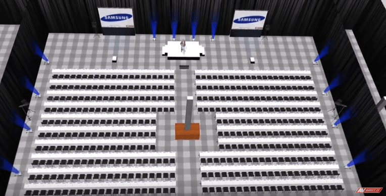midrand conference venue - gallagher convention centre hall 4
